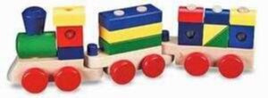Stacking Train (No Imprint)