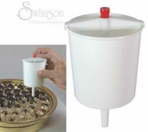 Communion-Cup Filler-Button Release