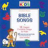 Audio CD-Cedarmont Kids/Bible Songs (Blue)