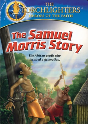 Torchlighters : The Samuel Morris Story DVD