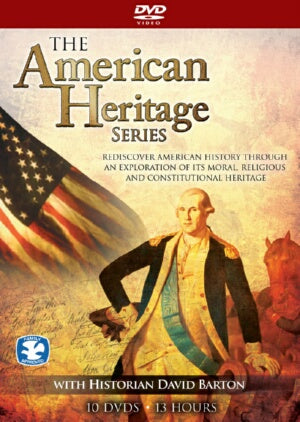 American Heritage Series Boxed Set (10 DVD) DVD