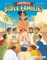Favorite Bible Families (Ages 4&5)