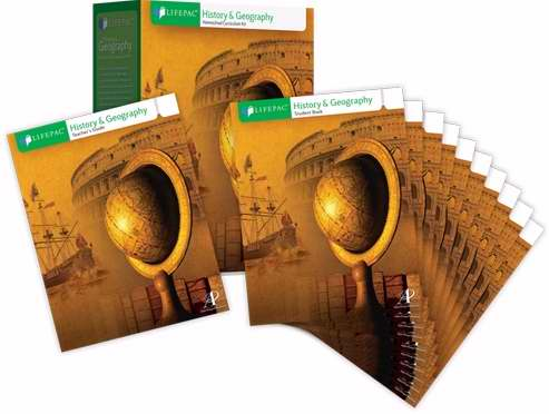 Lifepac-History & Geography Complete Set (Grade 11)
