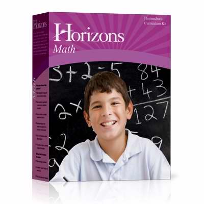 Horizons-Mathematics Boxed Set (Grade  4)