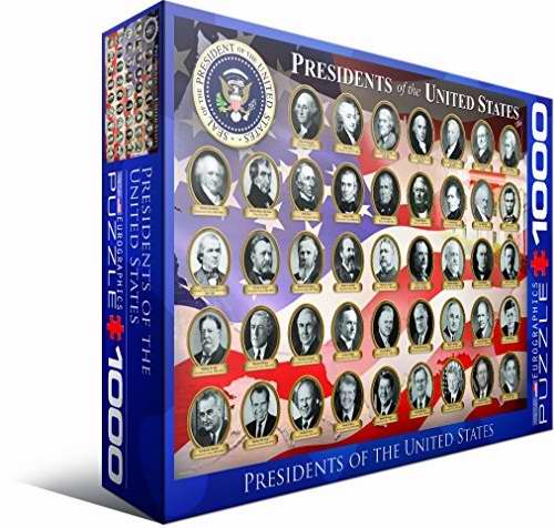 Puzzle-Presidents (1000 Pieces)
