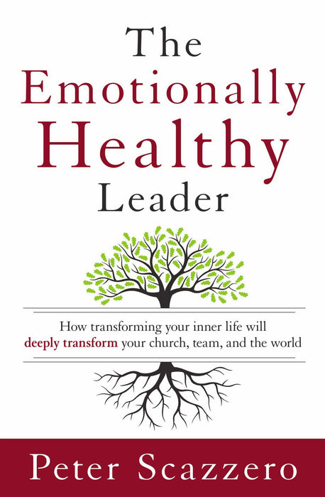 Emotionally Healthy Leader