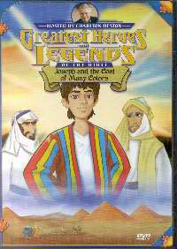 DVD-Greatest Heroes & Legends: Joseph & The Coat Of Many Colors