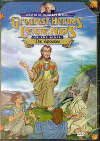 DVD-Greatest Heroes & Legends: The Apostles