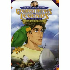 Greatest Heroes & Legends/Jonah & The Whale DVD