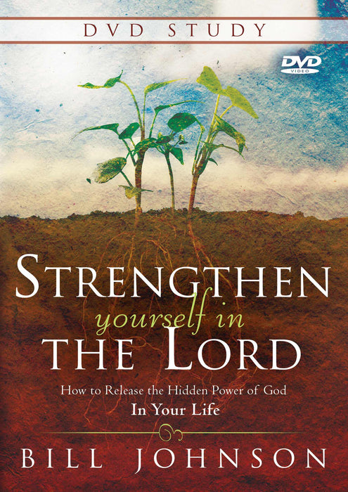 DVD-Strengthen Yourself In The Lord DVD Study