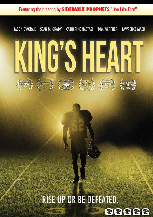 DVD-Kings Heart