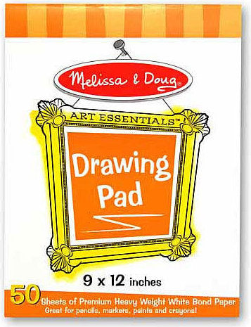 Drawing Pad (Ages 3+)