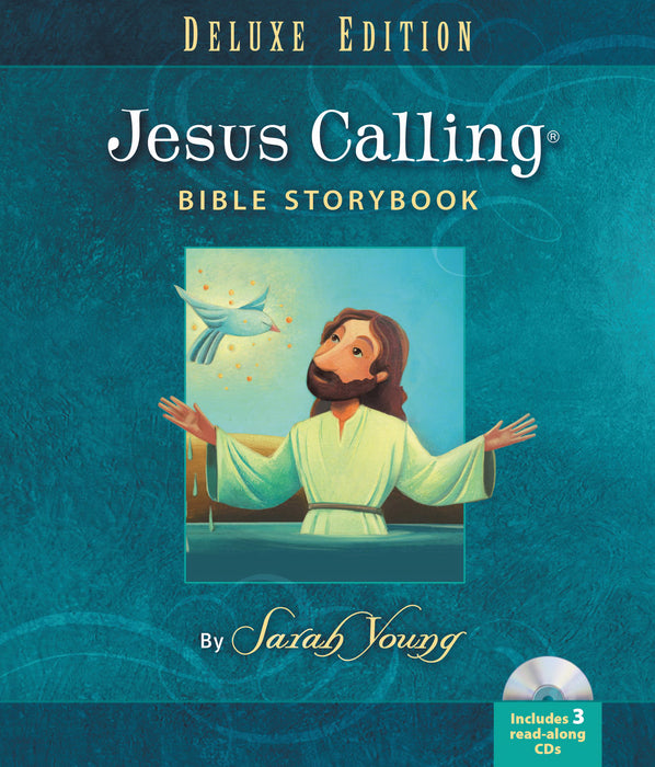 Jesus Calling Bible Storybook (Deluxe Edition)