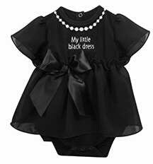 Baby-My Little Black Dress (6-12 Mo)