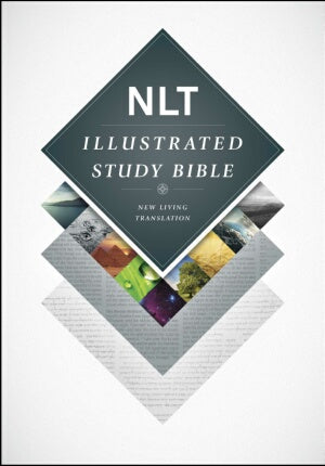 NLT2 Illustrated Study Bible-Hardcover