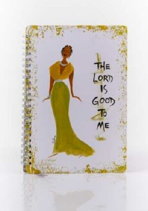 Lord Is Good To Me-Large Journal