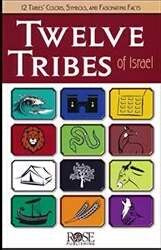 Twelve Tribes Of Israel Pamphlet (Single)