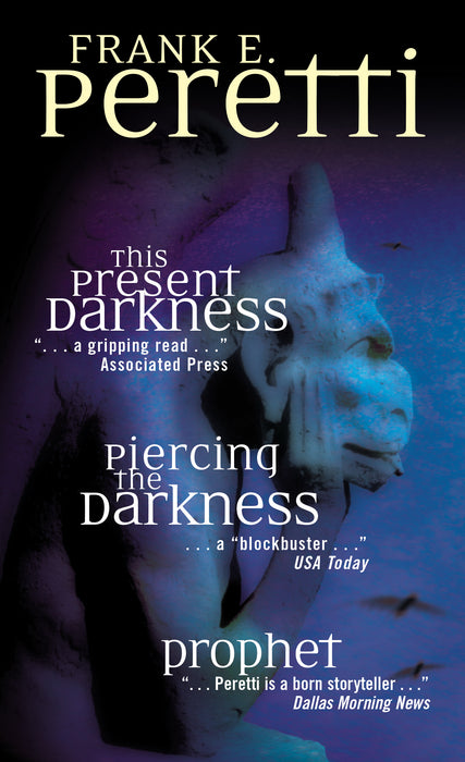 Frank Peretti Book 3-Pack (This-Piercing-Prophet)