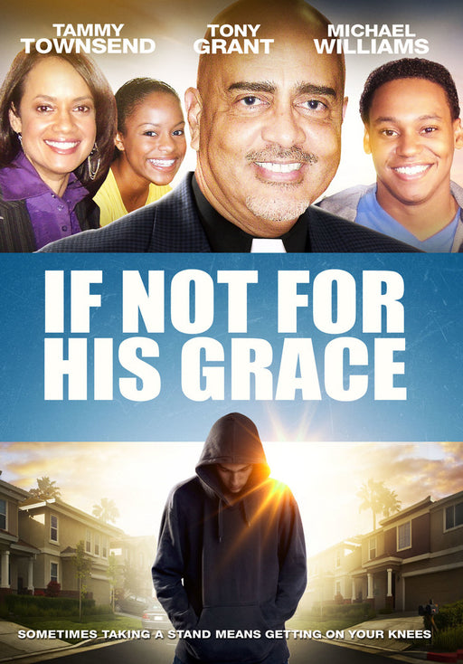 DVD-If Not For His Grace