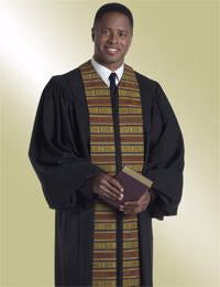 Clergy Robe-Heritage-H38/HM546-Black