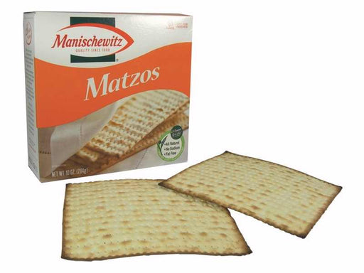 Communion-Matzo Unsalted Bread-Square (Pack of 10) (Pkg-10)