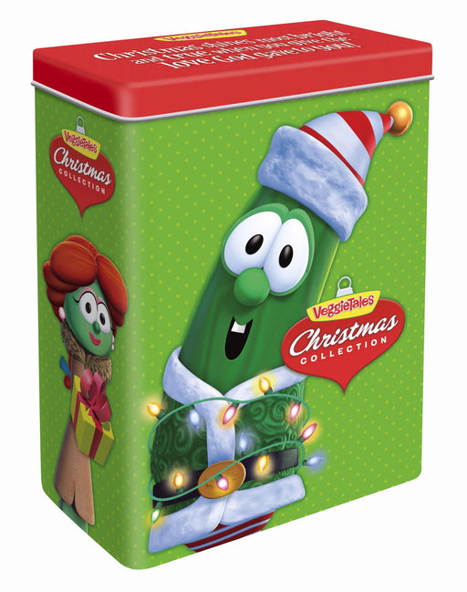 DVD-Veggie Tales: Christmas Collectible Tin 2015 (4 DVDs)