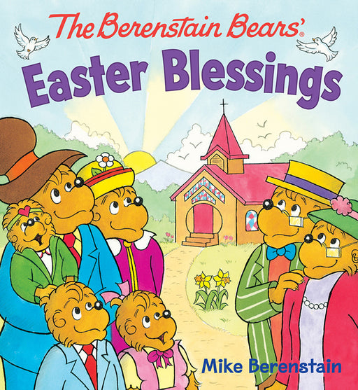 Berenstain Bears Easter Blessings