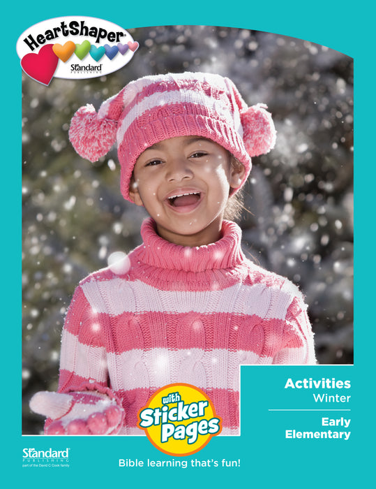 Heartshaper Winter 2018-2019: Early Elementary Activities (#6232)