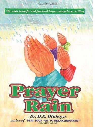 Prayer Rain-Hardcover