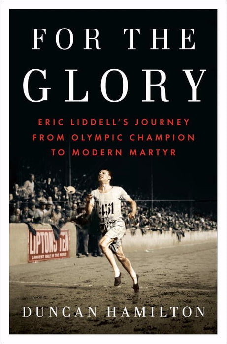 For The Glory-Hardcover