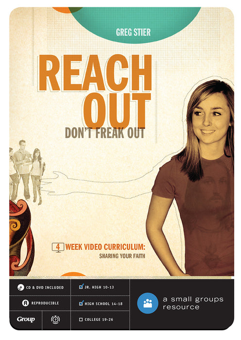 DVD-Reach Out: 4-Week DVD Curriculum