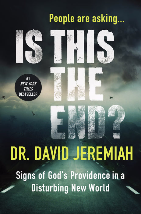 Is This The End?-Hardcover