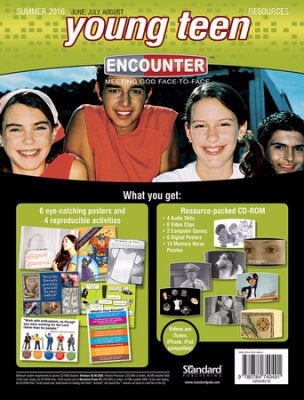Encounter Summer 2018: Young Teen Classroom Resources
