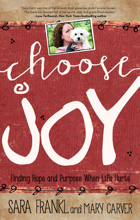 Choose Joy-Softcover