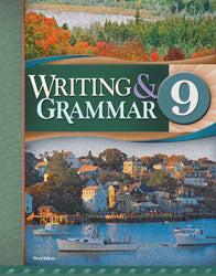 Writing & Grammar 9 Student Text (3rd Edition)