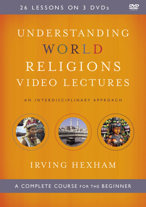 DVD-Understanding World Religions Video Lectures
