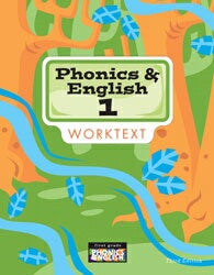 Phonics & English Student Worktext (3rd Edition)