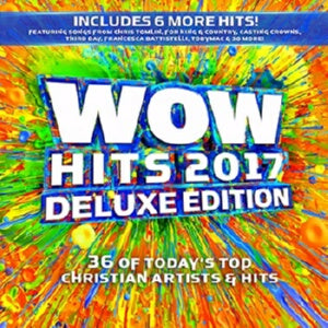 Audio CD-Wow Hits 2017-Deluxe Edition (2 CD)