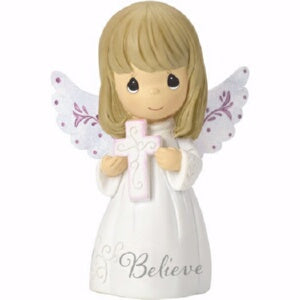 "Figurine-Believe Angel (3"")"