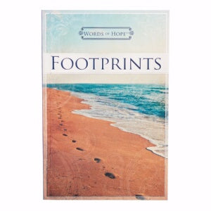 Words Of Hope Gift Book-Footprints