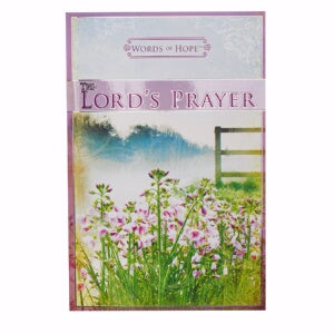 Words Of Hope Gift Book-Lords Prayer