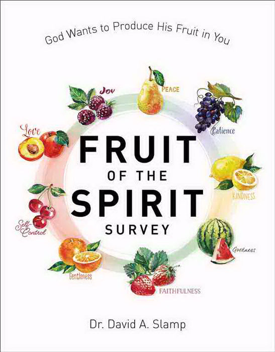 Fruit Of The Spirit Survey (Pack Of 50) (Pkg-50)