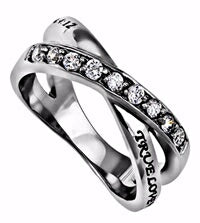 Radiance-True Love Waits-Sz  6 Ring