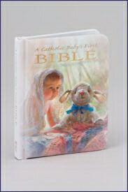 Catholic Baby's First Bible-Padded Hardcover