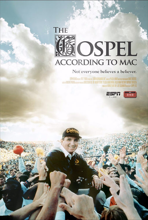 DVD-Gospel According To Mac