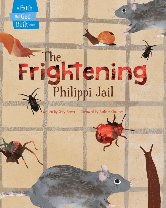 Frightening Philippi Jail