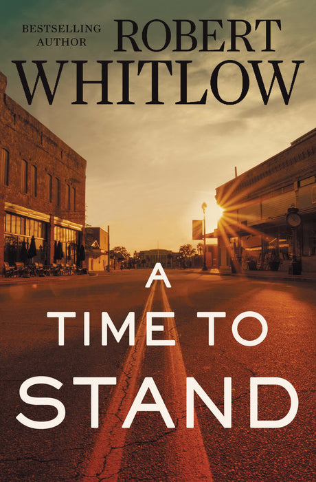 Time To Stand-Hardcover