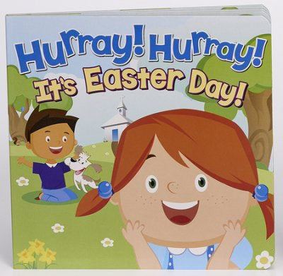 Hurray! Hurray! It's Easter Day!