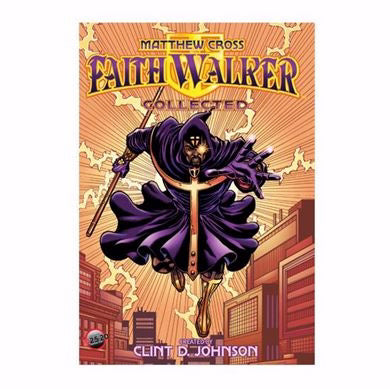 Graphic Novel-Matthew Cross: Faith Walker Collected