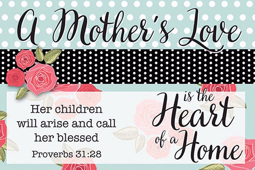 "Cards-Pass It On-Heart Of The Home (3""x2"") (Pack of 25) (Pkg-25)"